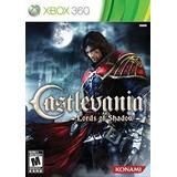 Castlevania Lords Of Shadow Nuevo Sellado Xbox 360