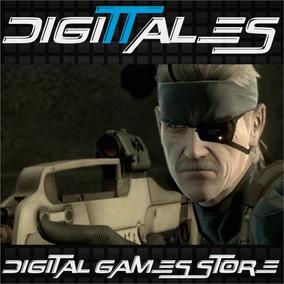Metal Gear Solid Iv Guns Of Patriots - Ps3 - Digittales
