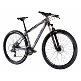 Bicicleta Kode Izon 29 Mountain Bike Preto/cinza