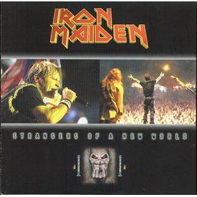 Iron Maiden 2cd Vivo Dynamo Open Air Holanda 2000 Nuevo
