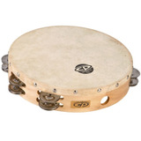 Pandero Cp De Madera Lp Percussion Cp380cp Fila Doble 10