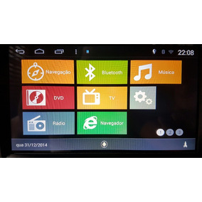 Kit Multimida Tv, Gps Punto 13 14 15 Android 4.4 Quad Core