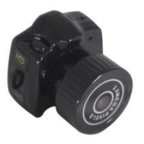 Mini Micro Câmera Dv Filmadora Espiã