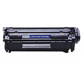 Toner Compatível P/ Impressora Hp Laserjet 1015 - Q2612a 12a