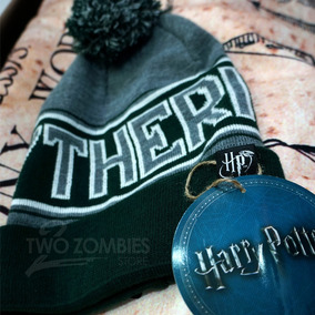 Gorro Oficial Harry Potter Slytherin Hogwarts Hp Magia