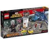Lego Marvel Batalla En Aeropuerto Guerra Civil 76051