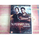 Supernatural Oitava Temporada Completa 6 Dvd