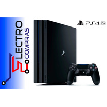 Ps4 Pro Playstation Pro 1tb 100% Original- 4k