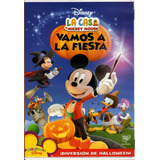La Casa De Mickey Mouse Vamos A La Fiesta Dv O R I G I N A L