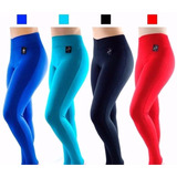 Kit 3 Calça Leg Suplex Legging Fitness/academia