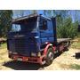 Camión Scania R 142, Remolque Picasso D/puente