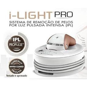Depilador Remington Luz Pulsada Com Kit Extra