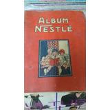 Album Figuritas Nestlé. Año 1942