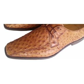 Bonitos Zapatos De Vestir Color Paja