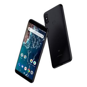 Celular Libre Xiaomi Mi A2 Negro 4gb/ 64gb