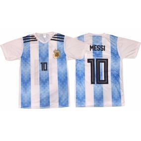 Camiseta Seleccion Argentina Mundial 2018 Adulto Remera Afa