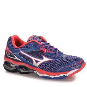 Tênis Running Feminino Mizuno Wave Creation - Azul