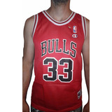 Liquido Camisetas Basquet Nba Champion Bulls Retro Nuevas