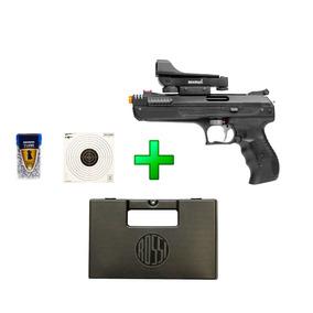 Pistola De Pressão Beeman 2006 4.5mm + Maleta + Chumbinho