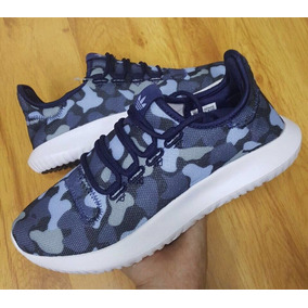 outlet store 70237 36916 Tenis Zapatillas adidas Tubular Shadow Knit Azul Hombre