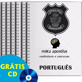 Apostilas Para Concurso Da Polícia Civil De Goiás.