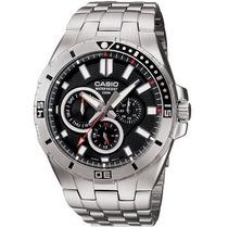 Reloj Casio Mtd1060 Beicel Giratorio Antirayones Sumergible