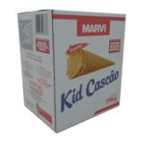 Casquinha Kid Cascão Marvi P/ Sorvetes - 120 Unidades