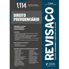 Revisaço Direito Previdenciario - 1.114 Questoes Comentadas