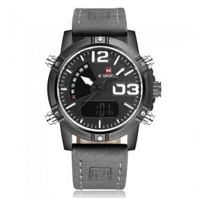 Reloj Hombre Naviforce Nf9095 Digital Y Análogo