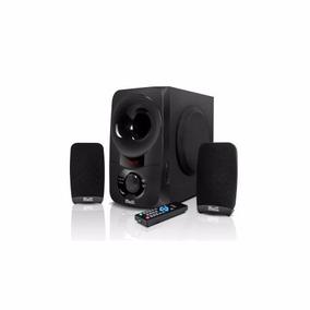 Klipx Kws-650 2.1 60 W Usb Sd Control Remoto Y Bluetooth