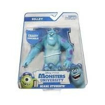 Monster Inc University Muñecos De Mike & Sulley Articulados