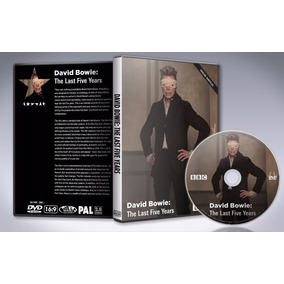 Dvd David Bowie - The Last Five Years