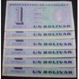 Tinoquitos De 1 Bolivar 6 Cosecutivos Por Bs 20.743