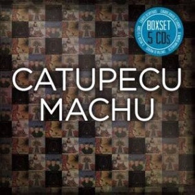 Catupecu Machu Box Set 5 Cd Nuevo Oferta Sellado