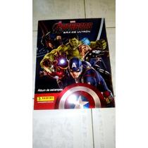 Album Panini Avengers La Era De Ultron