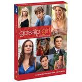 Gossip Girl - 4ª Temporada - 5 Dvds - Original - Lacrado