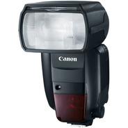 Flash Canon Speedlite 600ex Ii-rt Garantia Brasil 12x S/juro