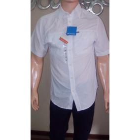 Camisa Para Caballero Marca Columbia Modelo Titanium