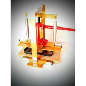 Maquina De Fazer Chinelo Completa Com 11 Facas Frete Gratis