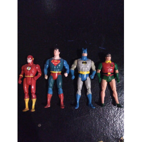 Batman, Superman, Flash Super Powers Lili Ledy.robin Kenner