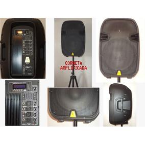Oferta Cornetas Amplificadas Kalo-activa Pasiva-450w Bajo15