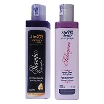 Always Beauty Selagem Mini (2 Produtos) 200 Ml Cada