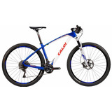 Bicicleta Caloi Elite Carbom Team Xtr 2017 Avista 10%descont