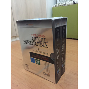 Goldman Cecil Medicina - 2 Vols. - 24ª Ed.