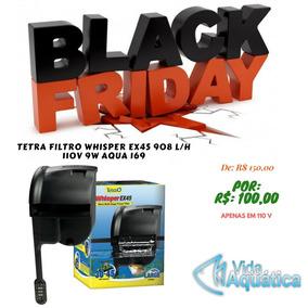 Tetra Filtro Whisper Ex45 908 L/h 110v 9w Aqua 169