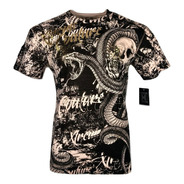 Remera Xtreme Couture Blacktooth