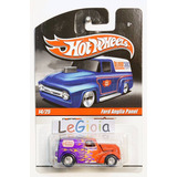 2 Hot Wheels Ford Anglia Panel - Delivery Series