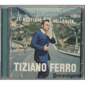 Tiziano Ferro - Il Mestiere Della Vita (cd Importado Nuevo)