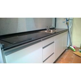 Mueble De Cocina Bajo Mesada Linea Moderna Manija Jota Ofert
