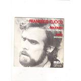 Lp Compacto Francisco Cuoco - Soleado, Disco Vinil, Ano 1974
